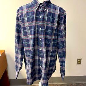 J. Crew Tartan Long Sleeve Shirt